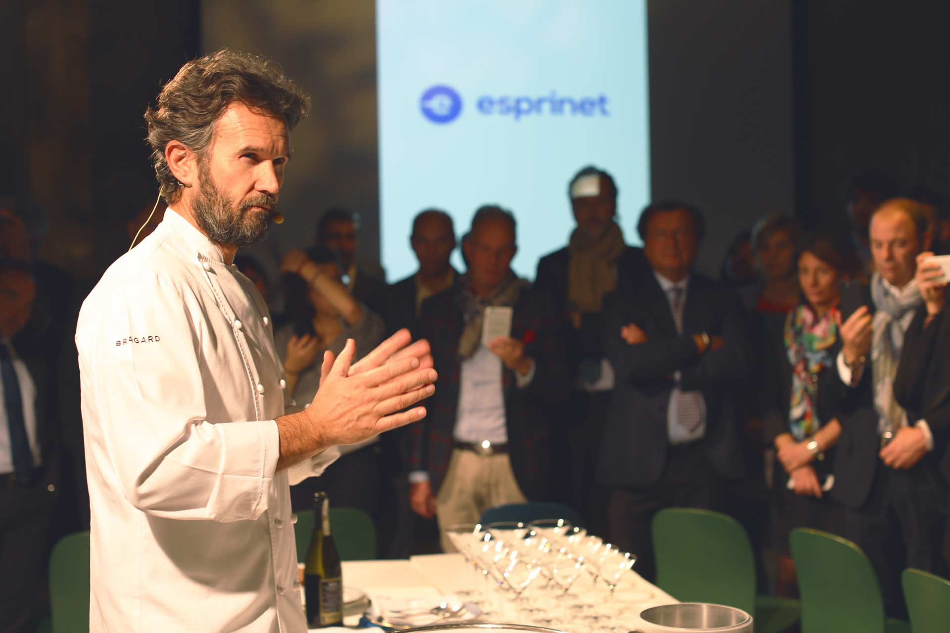 ESPRINET ASSOTEAM – EVENTO CON SHOW COOKING