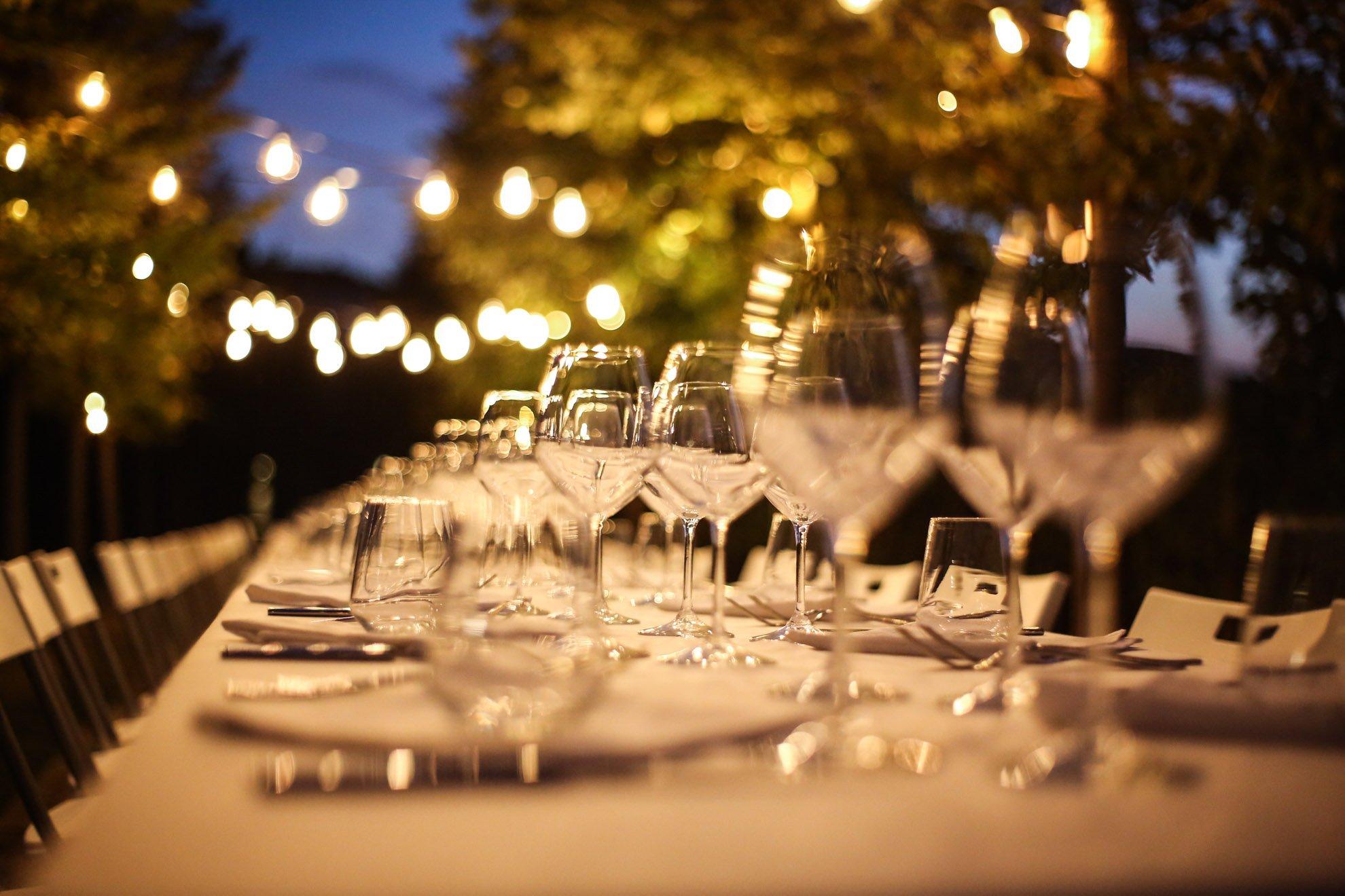 festa privata compleanno villa mise en place ad4 milano   AD4 srls