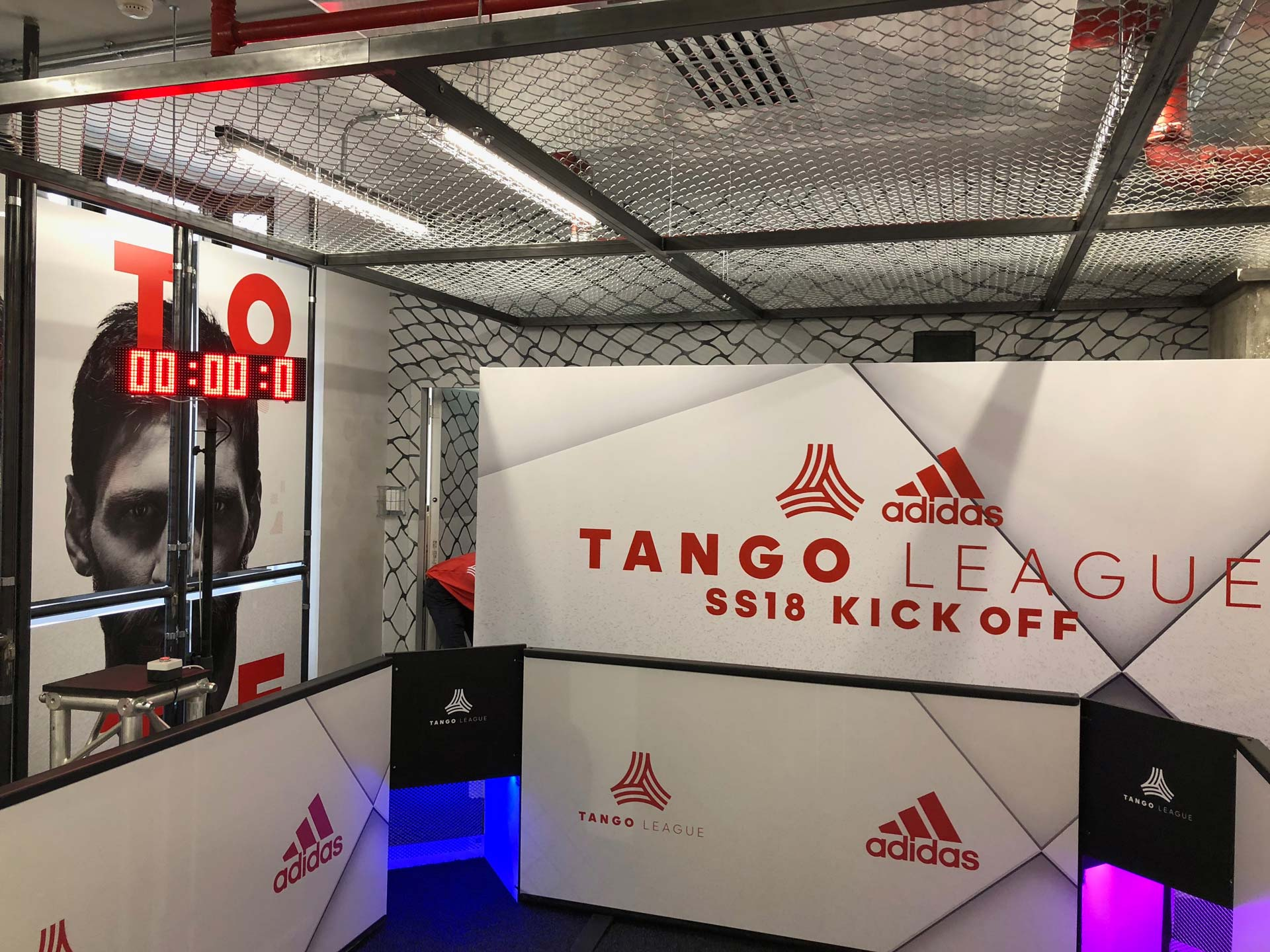TANGO LEAGUE 2018 ADIDAS ITALIA – KICK OFF
