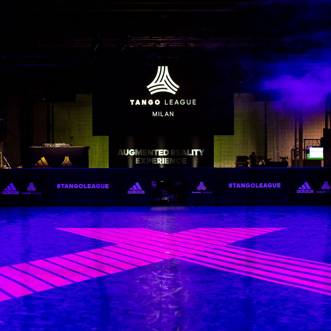 TANGO LEAGUE 2018 ADIDAS ITALIA – MATCH DAY 1