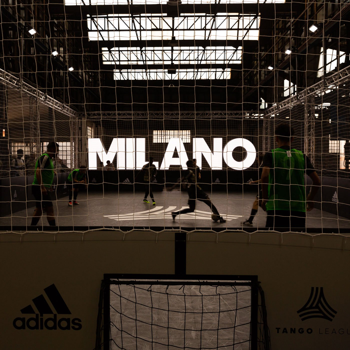TANGO LEAGUE 2018 ADIDAS ITALIA – MATCH DAY 2
